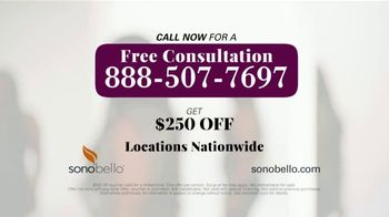 Sono Bello TV Spot, 'Life-Changing Results: $250 Off' - Thumbnail 10