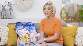 FabFitFun.com TV Spot, 'Treat Yourself' Featuring Savannah Chrisley - Thumbnail 8
