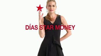 Macy's Días Star Money TV Spot, '$10 dólares en Star Money' [Spanish] - Thumbnail 1