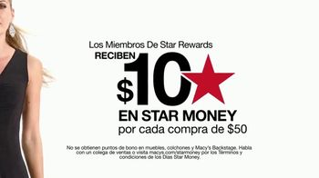 Macy's Días Star Money TV Spot, '$10 dólares en Star Money' [Spanish] - Thumbnail 4