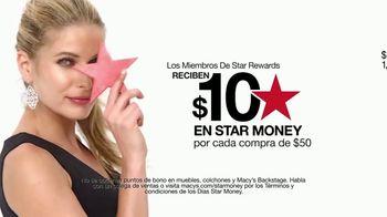 Macy's Días Star Money TV Spot, '$10 dólares en Star Money' [Spanish] - Thumbnail 5