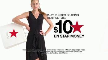Macy's Días Star Money TV Spot, '$10 dólares en Star Money' [Spanish] - Thumbnail 6