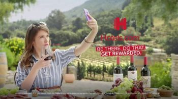 Hotels.com TV Spot, 'Wine Lunch' Featuring Nick Viall - Thumbnail 8