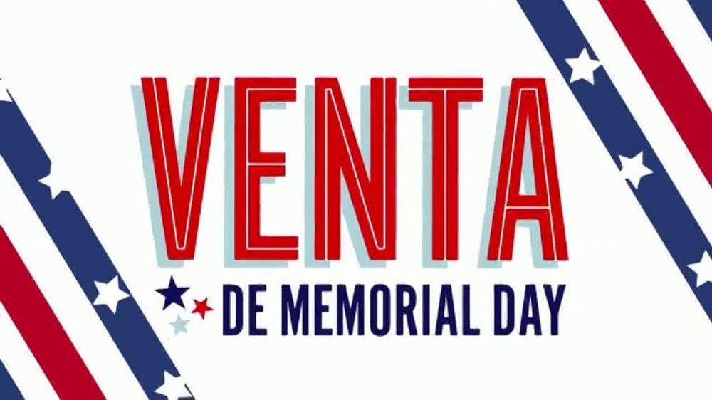 JCPenney Venta de Memorial Day TV Commercial, 'Lleg?? el verano'