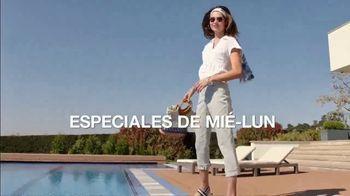 Macy's Venta de Memorial Day TV Spot, 'Piscina' [Spanish]