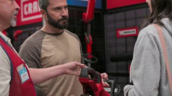 Lowe's Memorial Day Sale TV Spot, 'Show Your Yard Who's Boss: String Trimmer' - Thumbnail 3