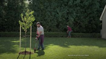 Lowe's Memorial Day Sale TV Spot, 'Show Your Yard Who's Boss: String Trimmer' - Thumbnail 6