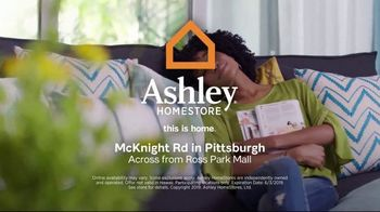 Ashley HomeStore Memorial Day Sale TV Spot, 'Reclining Sofas and Sectionals' Song by Midnight Riot - Thumbnail 7