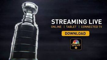 NBC Sports Gold TV Spot, '2019 Stanley Cup Finals' - Thumbnail 5