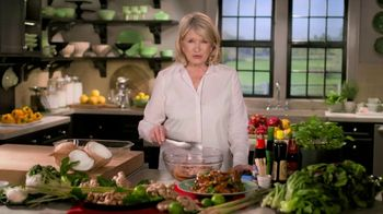 Postmates TV Spot, 'Thai Chicken Wings' Featuring Martha Stewart