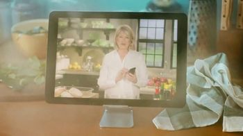 Postmates TV Spot, 'Thai Chicken Wings' Featuring Martha Stewart - Thumbnail 10