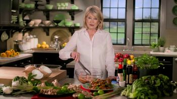 Postmates TV Spot, 'Thai Chicken Wings' Featuring Martha Stewart - Thumbnail 2