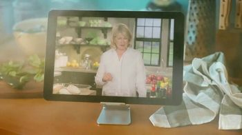 Postmates TV Spot, 'Thai Chicken Wings' Featuring Martha Stewart - Thumbnail 9