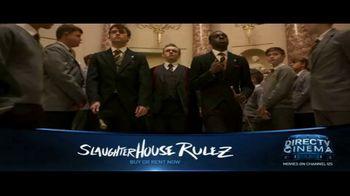 DIRECTV Cinema TV Spot, 'Slaughterhouse Rulez' - Thumbnail 1
