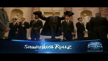 DIRECTV Cinema TV Spot, 'Slaughterhouse Rulez' - Thumbnail 2