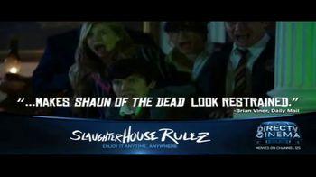 DIRECTV Cinema TV Spot, 'Slaughterhouse Rulez' - Thumbnail 4