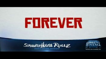 DIRECTV Cinema TV Spot, 'Slaughterhouse Rulez' - Thumbnail 5