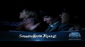 DIRECTV Cinema TV Spot, 'Slaughterhouse Rulez' - Thumbnail 6