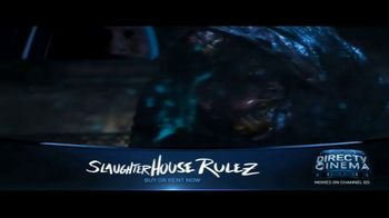 DIRECTV Cinema TV Spot, 'Slaughterhouse Rulez' - Thumbnail 7