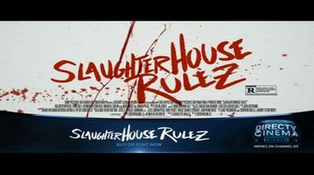 DIRECTV Cinema TV Spot, 'Slaughterhouse Rulez' - Thumbnail 8