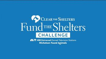 Clear the Shelters TV Spot, 'NBC 5: Fund the Shelters Challenge'
