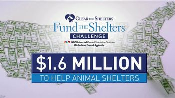Clear the Shelters TV Spot, 'NBC 5: Fund the Shelters Challenge' - Thumbnail 5