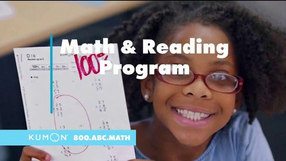 Kumon Math & Reading Program TV Commercial, 'Help Keep Skills Sharp'