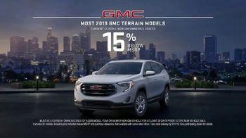 GMC TV Spot, 'Rule of Three' [T2] - Thumbnail 6