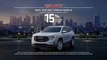 GMC TV Spot, 'Rule of Three' [T2] - Thumbnail 7