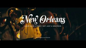 Visit New Orleans TV Spot, 'Summer Slows Down Here' - Thumbnail 8