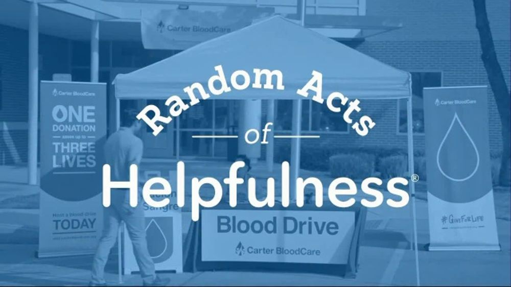 2019 Honda Pilot LX TV Commercial, 'Random Acts of Helpfulness: Blood  Drive' [T2] - Video