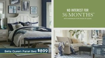 Bassett Memorial Day Sale TV Spot, 'The Weekend You've Been Waiting For: Sectionals & Beds' - Thumbnail 2