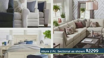 Bassett Memorial Day Sale TV Spot, 'The Weekend You've Been Waiting For: Sectionals & Beds' - Thumbnail 3