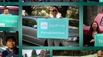Joydrive TV Spot, 'Make Buying Fun'