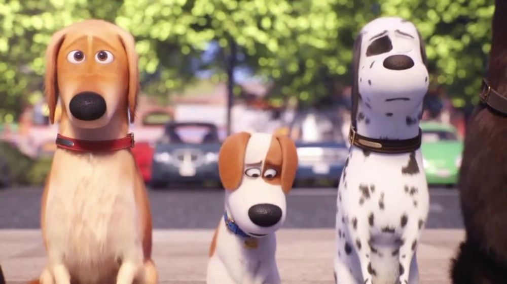 McDonald's Happy Meal TV Commercial, 'The Secret Life of Pets 2: Waiting  for You' Song by Richard Marx - Video