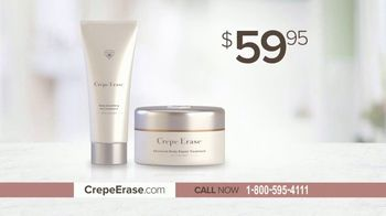 Crepe Erase Advanced TV Spot, 'TruFirm Complex' Featuring Andrew Ordon - 16 commercial airings