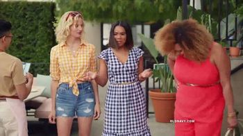 Old Navy TV Spot, 'Hot Summer Styles: All 50 Percent Off' Featuring Regina Hall