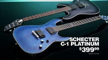 Guitar Center TV Spot, 'Memorial Day Weekend: Schecter & Fender' - Thumbnail 5