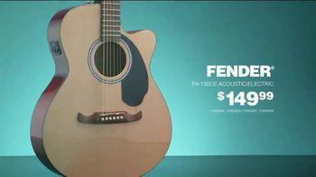 Guitar Center TV Spot, 'Memorial Day Weekend: Schecter & Fender' - Thumbnail 8