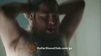 Dollar Shave Club Shave & Shower Set TV Spot, 'Dad Bod' Song by DADBOD - Thumbnail 4