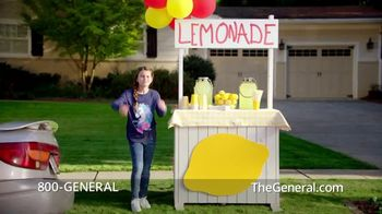 The General TV Spot, 'Lemonade Stand' Featuring Shaquille O'Neal - Thumbnail 2
