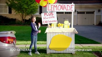 The General TV Spot, 'Lemonade Stand' Featuring Shaquille O'Neal - Thumbnail 3