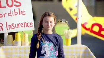 The General TV Spot, 'Lemonade Stand' Featuring Shaquille O'Neal - Thumbnail 4