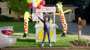 The General TV Spot, 'Lemonade Stand' Featuring Shaquille O'Neal - Thumbnail 5