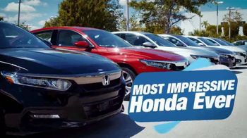 Honda Accord Sales Event TV Spot, 'I Like It: Most Impressive' [T2] - Thumbnail 4