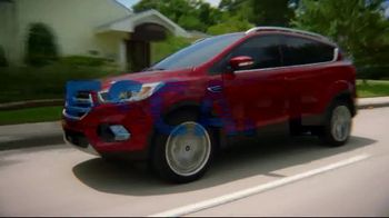 Ford Memorial Day Sales Event TV Spot, 'Make Your Move: SUVs' [T2] - Thumbnail 4