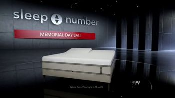 Sleep Number Memorial Day Weekend Special TV Spot, 'Hit the Ground Running: Plus Zero Interest'