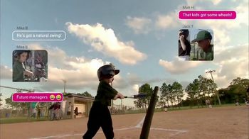 T-Mobile TV Spot, 'T-Ball: Covered' Song by Faces - Thumbnail 7