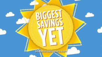 Honda Memorial Day Sales Event TV Spot, 'Nonstop Savings' [T2] - Thumbnail 4