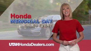Honda Memorial Day Sales Event TV Spot, 'Nonstop Savings' [T2] - Thumbnail 6